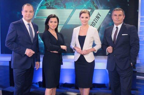 """Dziennikarze, którzy """"nie zmieścili się"""" w TVP, robią swoją telewizję. Beata Tadla: Nie idziemy z nikim na starcie"""