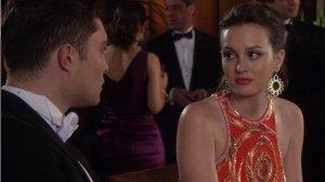 Blair (Leighton Meester) i Chuck (Ed Westwick) -najgorętsza para serialowa