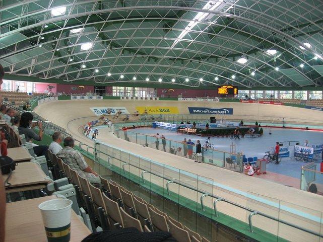 BGŻ Arena, Tor Kolarski w Pruszkowie