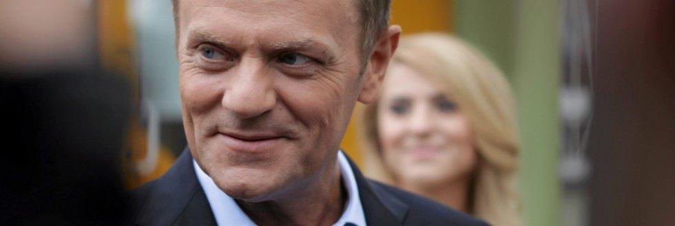 """Tusk nowym """"prezydentem"""" UE? Ukraina skarży się na Rosję w Brukseli. Ważny dzień dla Europy"""