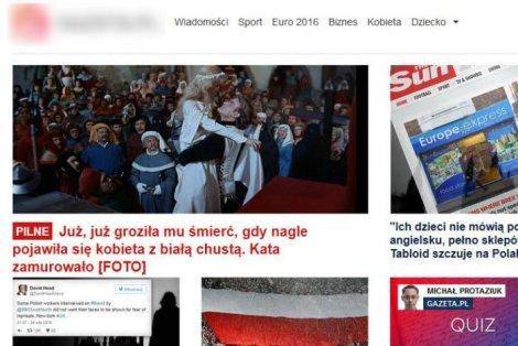 Lektury szkolne jako nagłówki największych polskich portali [DUŻO ZDJĘĆ]