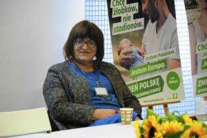 Anna Grodzka wystartuje w wyborach prezydenckich? Usłyszała propozycję od Partii Zielonych.