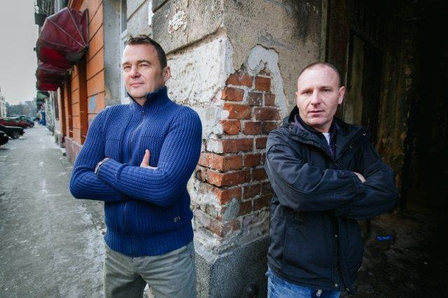 Policjant i były złodziej dostali program w TVN Turbo.