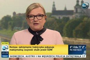 """""""Mamy zawarty pakt z ojcem świętym Janem Pawłem II"""". Według Beaty Kempay to gwarancja bezpieczeństwa na ŚDM w Krakowie"""