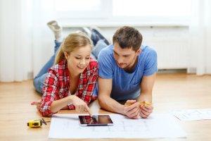Aplikacja ułatwi podjęcie decyzji o zakupie mieszkania.