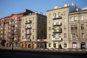 Kamienica przeznaczona do reprywatyzacji. Warszawa, ulica Targowa.